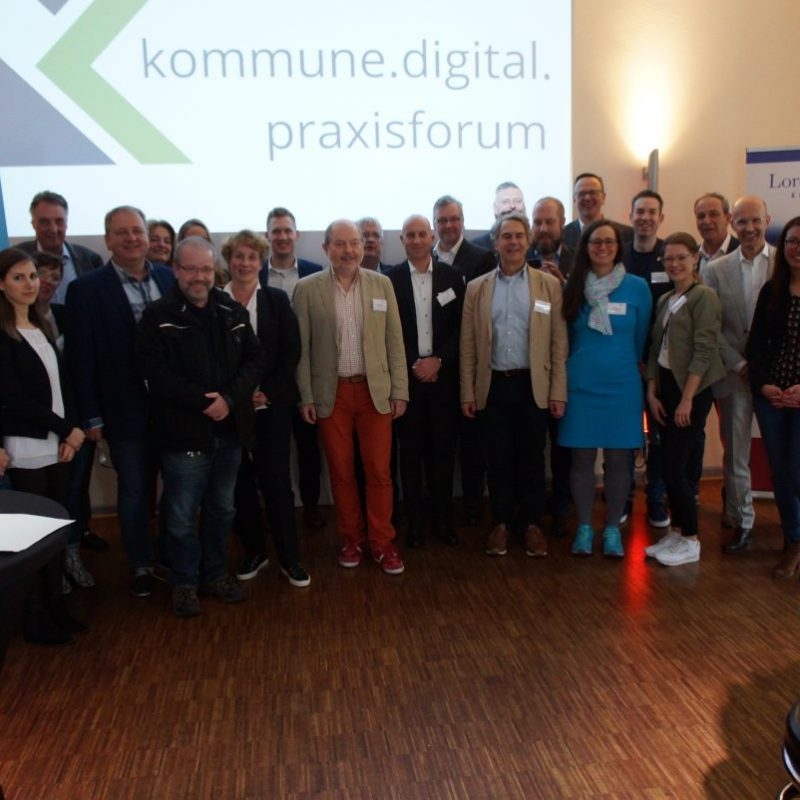 kommune.digital Praxisforum