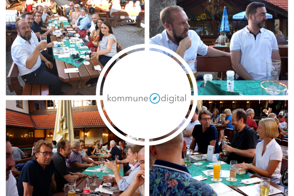kommune.digital Sommer Event