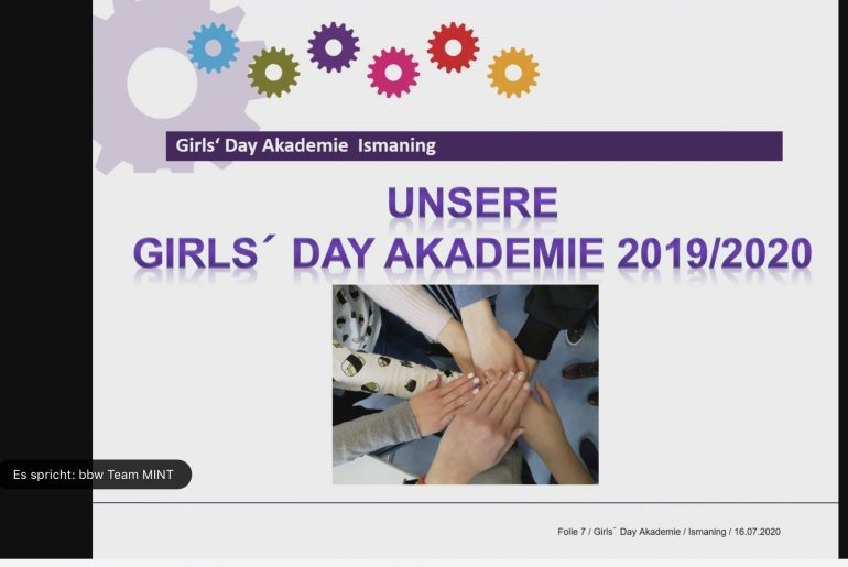 Girls' Day Akademie